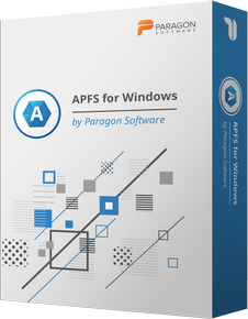 APFS for Windows firmy Paragon Software