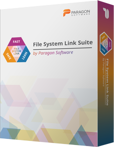 File System Link Suite firmy Paragon Software
