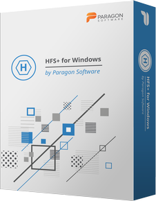 HFS+ for Windows firmy Paragon Software