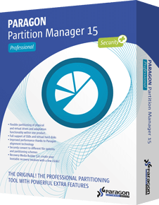 Partition Manager Professional
