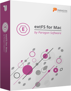 extFS for Mac firmy Paragon Software